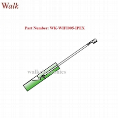 U.FL/IPEX rf1.13 cable small size internal 2.4GHz bult in wifi PCB antenna
