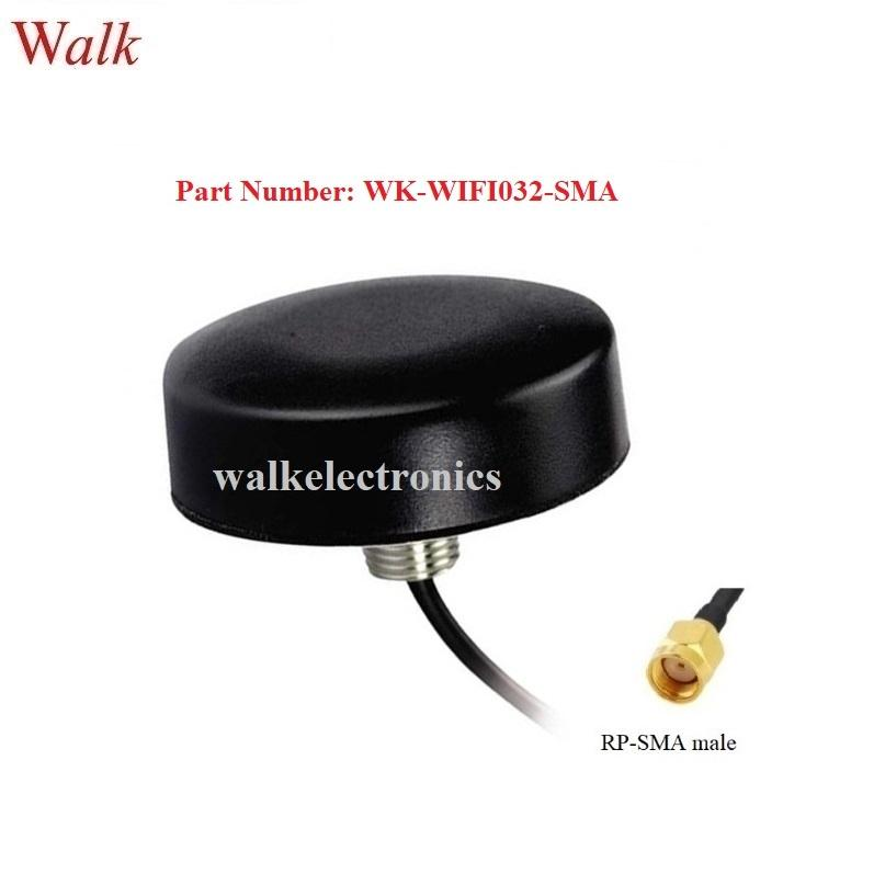 waterproof outdoor omni direction small size screw mount 2.4GHz wifi antenna 1