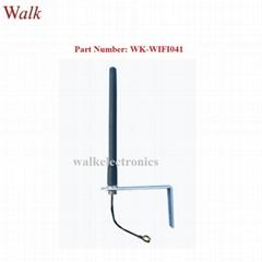5dbi outdoor omni directional wall mount wifi aerial bracket 2.4GHz car antenna
