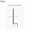7.0dbi high gain outdoor use bracket wall mount omni direct 2.4GHz wifi antenna