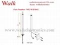 7.0dbi high gain outdoor use bracket wall mount omni direct 2.4GHz wifi antenna 2