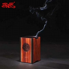 典墨红木音响木质实用中国风香具香道茶道文化用品礼品可定制LOGO