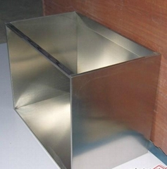 無錫不銹鋼板材剪板折彎加工