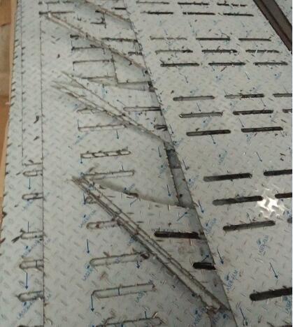 無錫激光切割304不鏽鋼板 1
