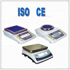YP 10mg 100mg 1g analytical laboratory electronic balance weighing scales
