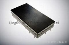 RF shielding cover for pcb board
