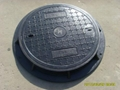 Double seal manhole cover