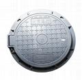 圓形雨水井蓋