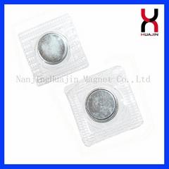 PVC磁扣