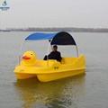 腳踏船 四人腳踏船 電動船 水上自行車 水上三輪車 2