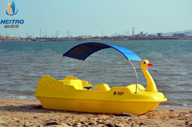 腳踏船 四人腳踏船 電動船 水上自行車 水上三輪車 3
