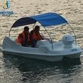 腳踏船 四人腳踏船 電動船 水上自行車 水上三輪車 4
