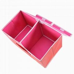 Non-woven storage box