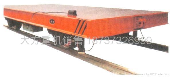 PK电动平车起重机 2