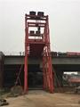 高铁路桥罐车升降机