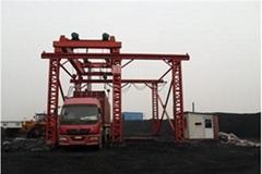 集装箱专用起重机 煤场集装箱定