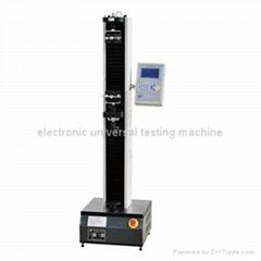 LCD electronic universal testing machine (single arm)