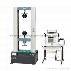 digital display electronic universal testing machine (door structure)