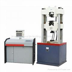 computerized electro-hydraulic servo universal testing machine