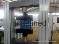 metal mesh steel mesh tensile testing machine