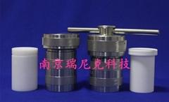 水熱合成反應釜內膽四氟材質
