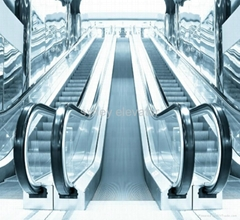 Commerical Escalator with VVVF Function