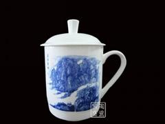 景德鎮陶瓷杯子