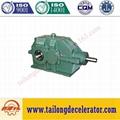 DBY DBYK  DBYF Cylindrical High Torque Gear Reducer 2