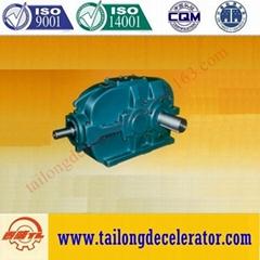 DBY DBYK  DBYF Cylindrical High Torque Gear Reducer