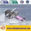 DBY DBYK  DBYF Cylindrical High Torque Gear Reducer 3