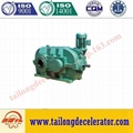 DCY  DCYK  DCYF Cylindrical High Torque Low Price Gear Reducer 3