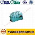 ZSY Hard gear face cylindrical gear speed reducer 2