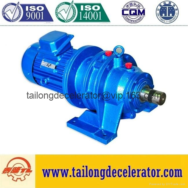BWD  BWY series double-cycloid horizontal gear reducer 1