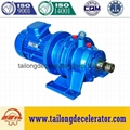 BWD  BWY series double-cycloid horizontal gear reducer