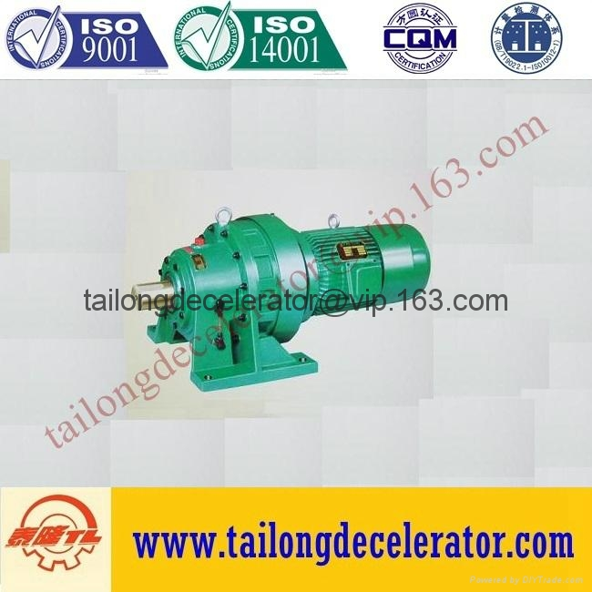 BWD  BWY series double-cycloid horizontal gear reducer 2