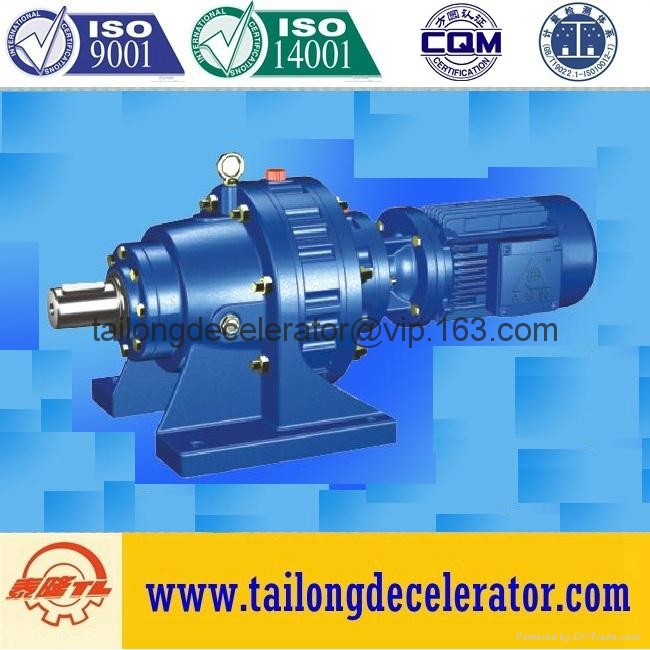 BWD  BWY series double-cycloid horizontal gear reducer 5