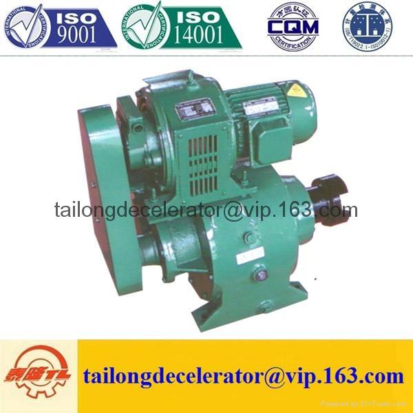 China supplier HT200 boiler tailong gear speed reducer for boiler plant GJ-T 1