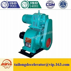 China supplier tailong speed reducer gear box price for boiler plant GJ-C