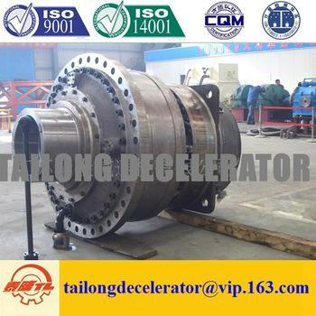RPG Planetary reduction gear box transmission by jiangsu tailong decelerator 3