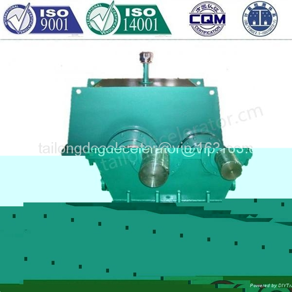 MBY Industrial helical ball mill gearbox fair price for building materials coal  2