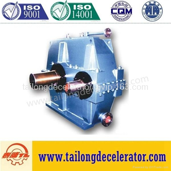MBY Industrial helical ball mill gearbox fair price for building materials coal  3