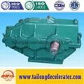 QJG-L140~400 gear box on the on the hoist 1