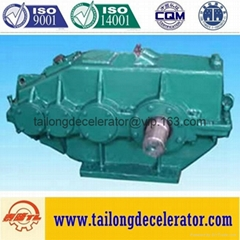 QJG-L140~400 gear box on the on the