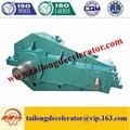 QJR 140~1000 gear box on the on the hoist