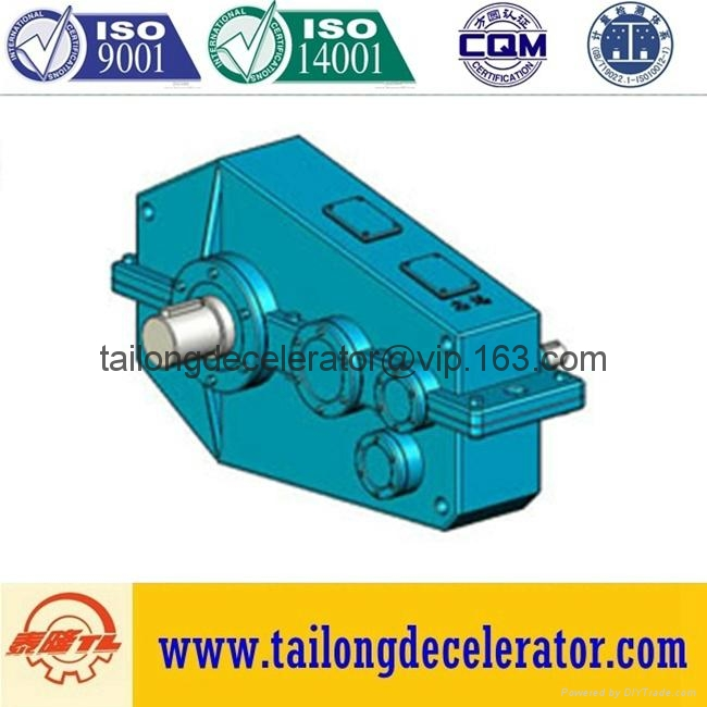 QJD 140~1000 gear box on the on the hoist 1