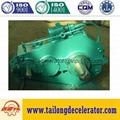 QJS 140~1000 gear box on the on the hoist