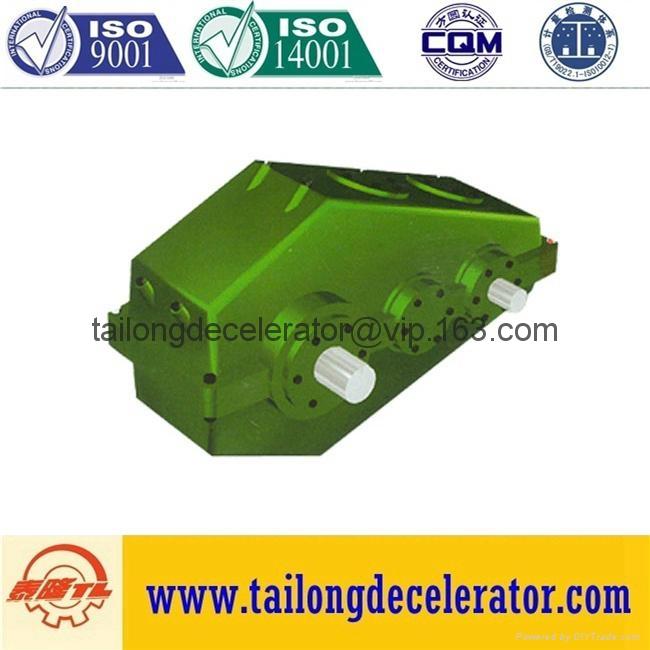 QJC 140~1000 gear box on the on the hoist