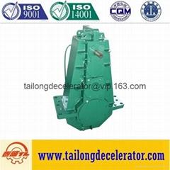 QJ-T 140~400 gear box on the on the hoist