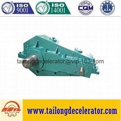 QJY2 140~800 gear box on the on the hoist