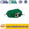 QJYA3 170~800 gear box on the on the